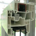 Gealan IQ 9000 középtömítéses műanyag ablak passzív házhoz