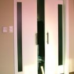Dupla toló festett beltéri ajtó