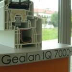 Gealan IQ 7000 középgátas műanyag ablak passzív házhoz