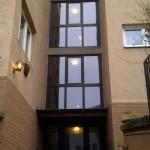 Társasház lépcsőházi ablakainak cseréje