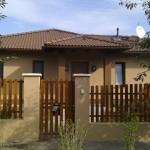 Ablakbeépítés mediterrán családi házban